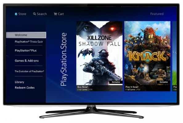 Playstation Now si espande sulle Samsung Smart TV nel 2015