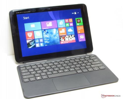 HP Pavilion 10 X2: recensione tablet ibrido Windows 8.1