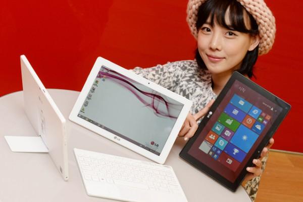 LG Tab Book Duo: nuovo tablet ibrido con Windows 8
