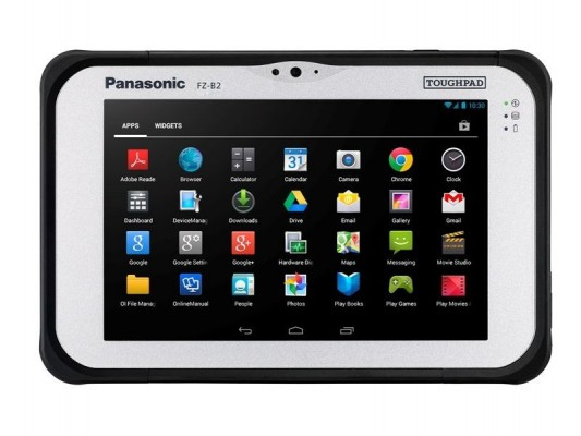 "Panasonic Toughpad FZ-B2: nuovo tablet ""rugged"" da 7 pollici"