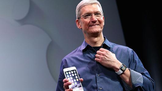 Apple risultati Q1 2015: record di vendite per iPhone