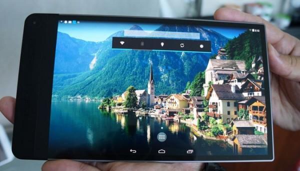 DELL Venue 8 7000: tablet promosso a pieni voti al CES 2015