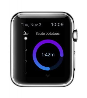 Apple Watch: concept di alcune applicazioni