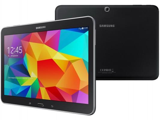 Samsung Galaxy Tab 4 10.1: nuovo modello con processore a 64 bit