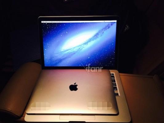 Macbook Air 12: prime foto dell'ultrabook da 12 pollici