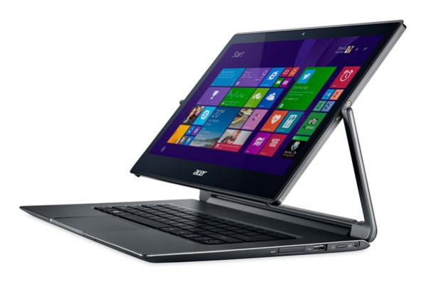 Acer Aspire R13: caratteristiche e prezzo in Italia