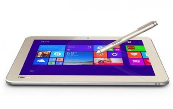 CES 2015: Toshiba Encore 2 Write ufficiale con penna Wacom