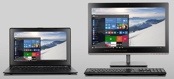 Windows 10 e le somiglianze con OS X Yosemite