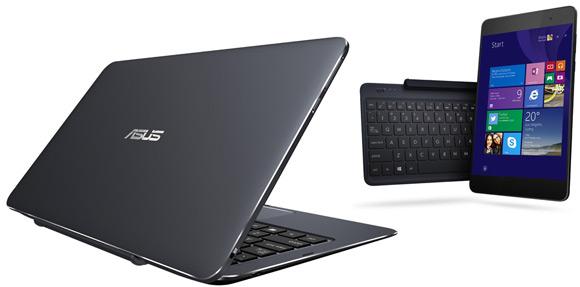 CES 2015: ufficiali i nuovi tablet ASUS Transformer Book Chi