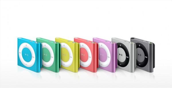 iPod Shuffle: presto lo stop alla produzione?