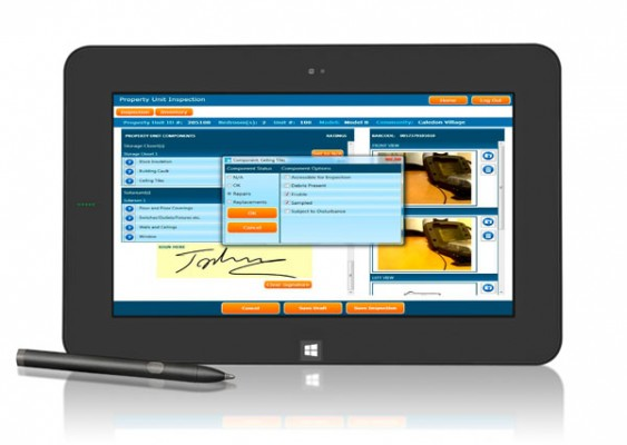 Motion CL920: caratteristiche del nuovo tablet rugged Windows 8.1
