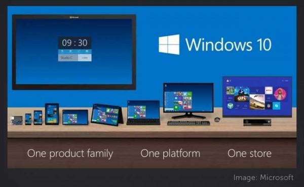 Microsoft Windows 10: streaming keynote sulle novità
