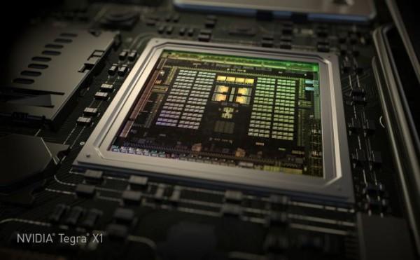 CES 2015: ufficiale il nuovo chipset Nvidia Tegra X1 per tablet