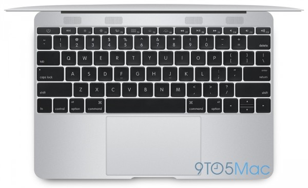 Macbook Air 12 si mostra in immagini concept