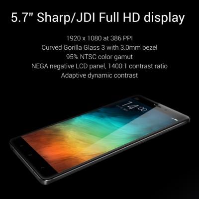 Xiaomi Mi Note e Mi Note Pro: nuovi phablet da 5.7 pollici