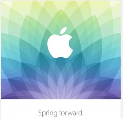 Apple keynote del 9 Marzo: Apple Watch, iPad Plus e Macbook Air 12