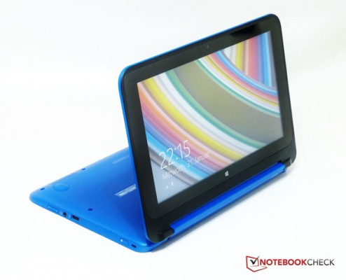HP Stream 11 X360: video recensione tablet ibrido Windows 8.1