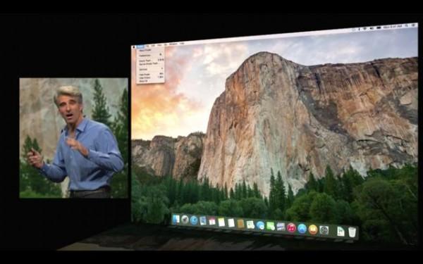 Apple OS X 10.10.3 Yosemite: elenco delle novità
