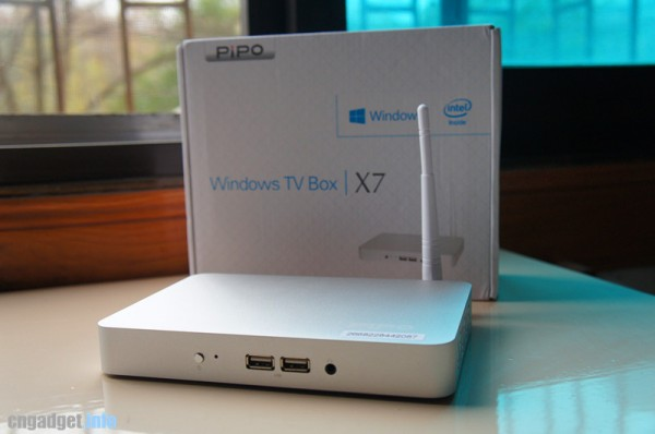 PiPO X7: piccolo PC Windows che sfida il Mac Mini