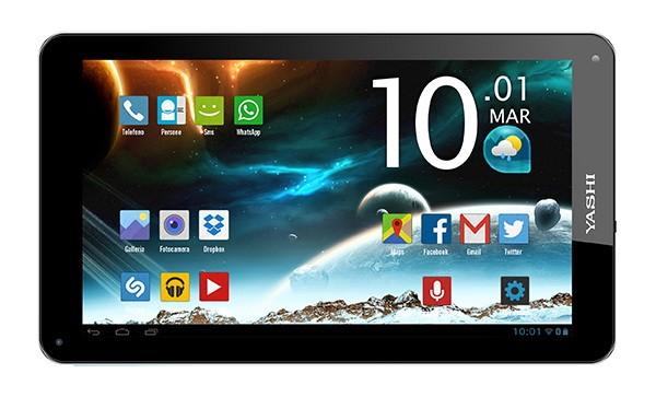 Yashi YPad IPS HD: nuovo tablet da 10 pollici al prezzo di 169 euro