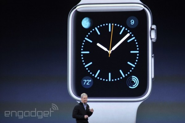 "Apple keynote ""Spring forward"": ecco l'Apple Watch"