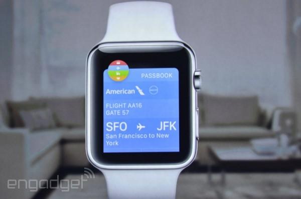 Apple Watch: biglietti aerei, hotel e molto altro