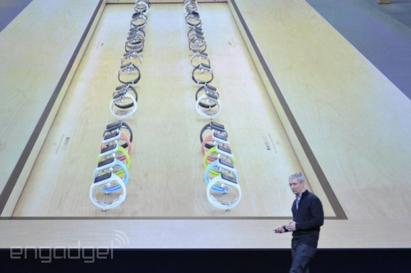 Apple Watch in Europa a partire da 399 euro