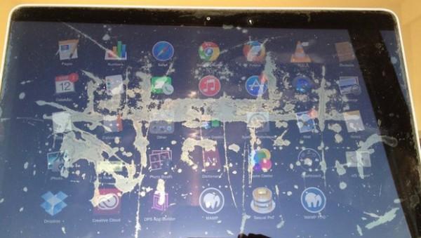 MacBook Pro Retina: pannelli anti-riflesso con problemi