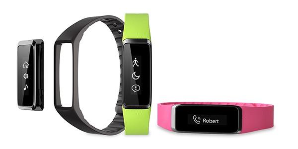 Acer Liquid Leap+: braccialetto smart che funziona con iOS e Android