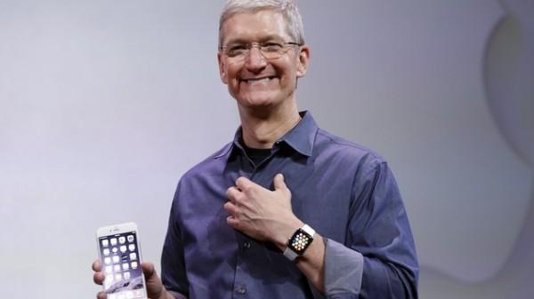 Tim Cook parla dell'Apple Watch in una nuova intervista