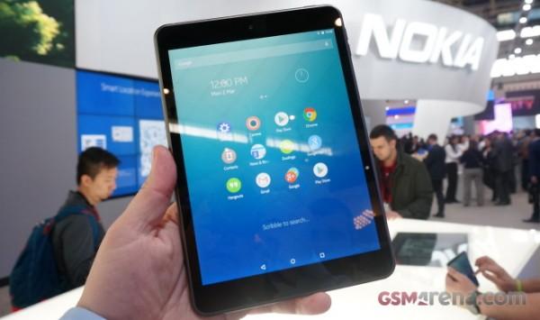 Nokia N1: immagini e video in anteprima dalla fiera MWC 2015