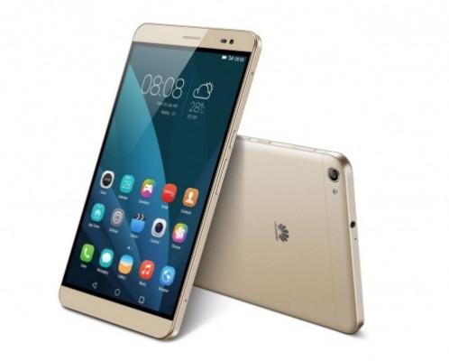 Huawei MediaPad X2: nuovo tablet Android 4G LTE con funzioni telefoniche