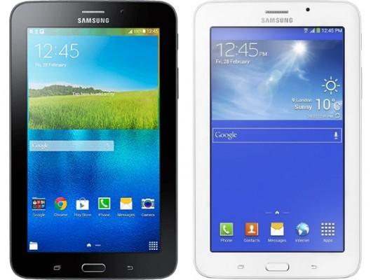 Samsung Galaxy Tab A e Galaxy Tab 3 V: ufficiali i nuovi tablet