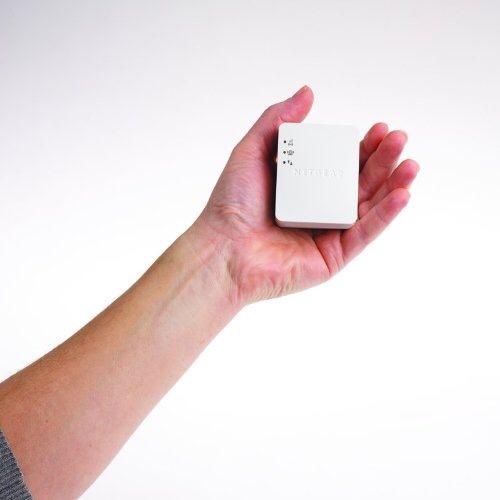 Netgear WN1000RP, l'accessorio che aumenta la potenza delle reti Wi-Fi in casa
