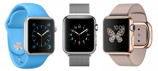 Apple Watch disponibile negli Apple Store da Giugno