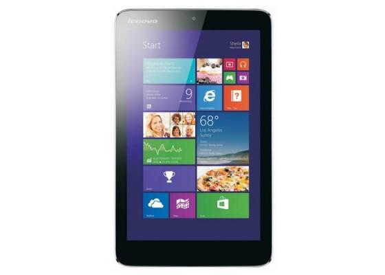 Lenovo Miix 300 8: prezzo del nuovo tablet Windows 8.1 low cost