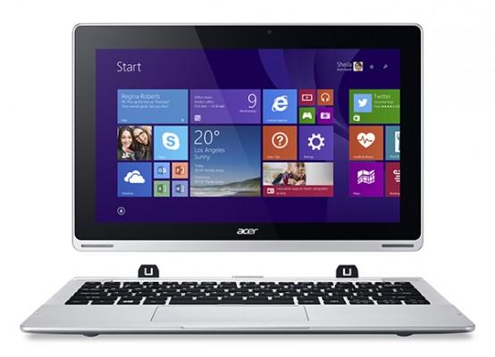 Acer Aspire Switch 11: in uscita nuovo modello con Intel Broadwell