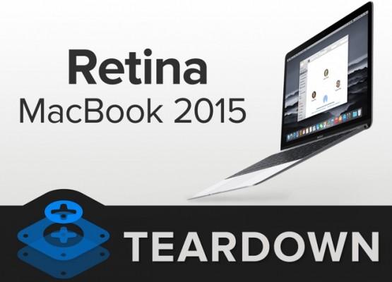 Macbook Retina da 12 pollici: un incubo da smontare