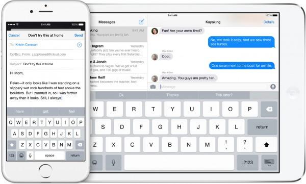 Apple iOS 8: come installare le tastiere alternative