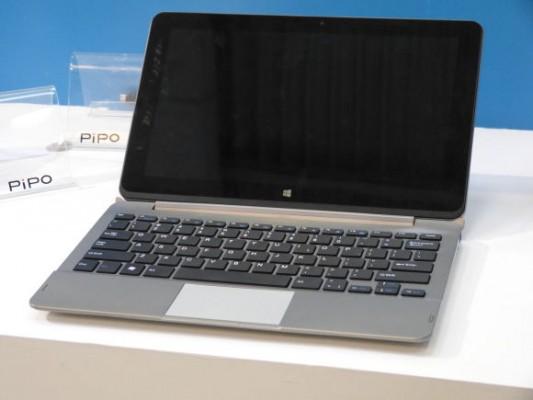 PiPO W8 e W9: anteprima dei nuovi tablet Windows 8.1