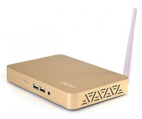 PiPO X7s: mini PC al prezzo di 120 euro con Windows 8.1 e Android