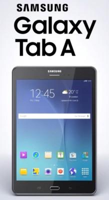 Samsung Galaxy Tab A: prezzo e uscita in Italia