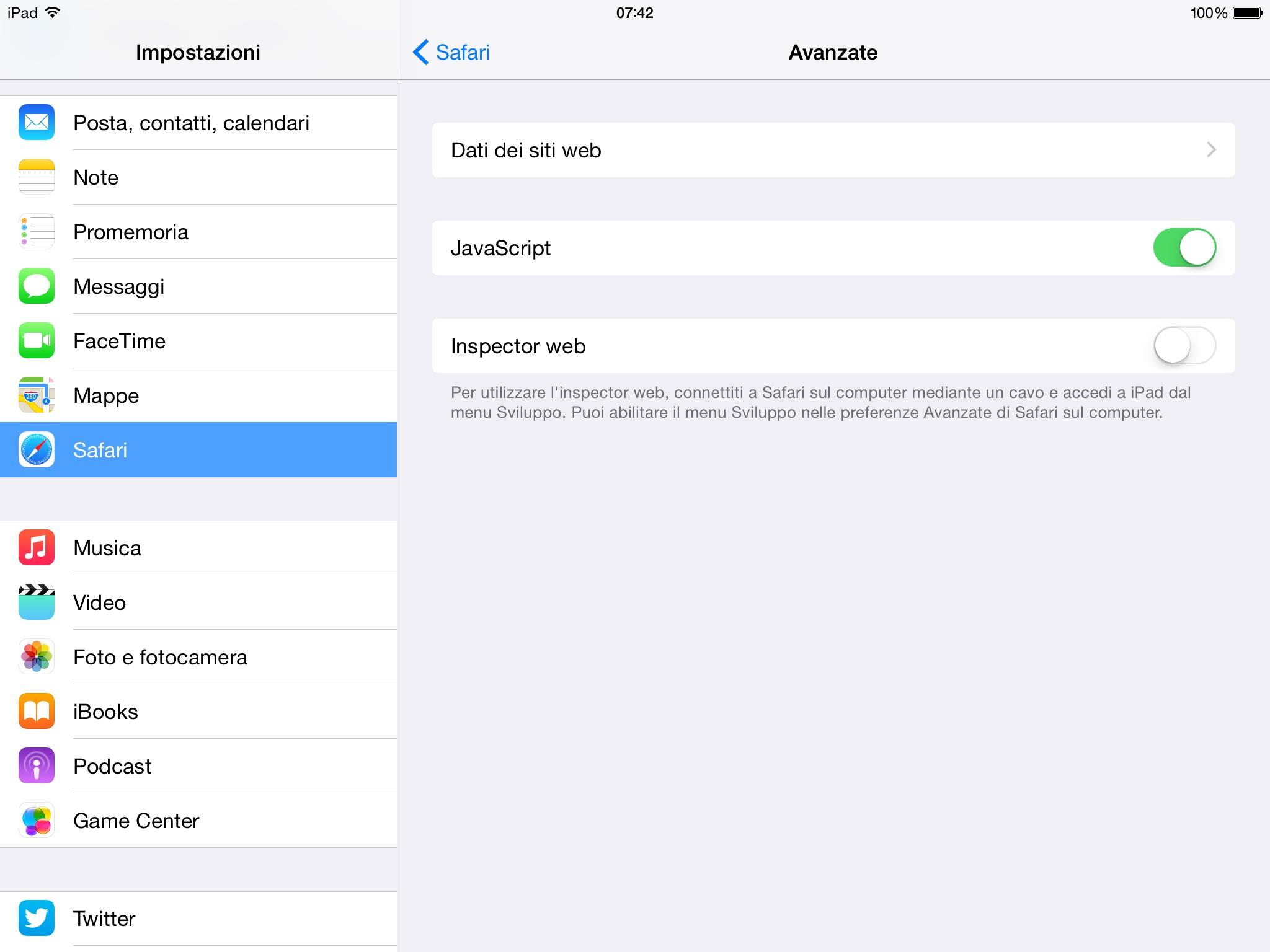 Safari per iPad reindirizza su siti porno o pubblicitari? Ecco come risolvere
