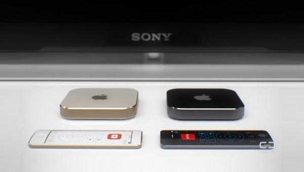 Apple TV 2015 avrà un telecomando con touchpad