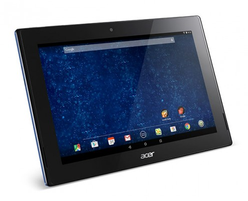 Acer Iconia Tab 10 per la scuola in uscita a 299 euro