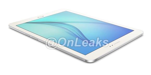 Samsung Galaxy Tab S2: immagini e caratteristiche in anteprima