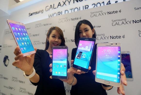 CEO di Samsung: il Galaxy Note 5 non uscirà a Luglio