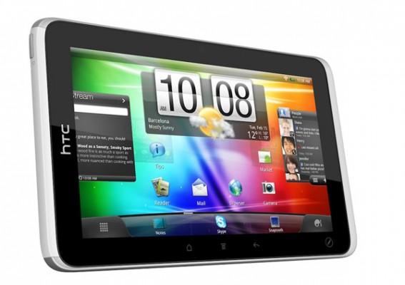 HTC H7: anteprima del nuovo tablet da 100 dollari