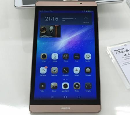 Huawei MediaPad M2 in uscita a Giugno al prezzo di 279 euro