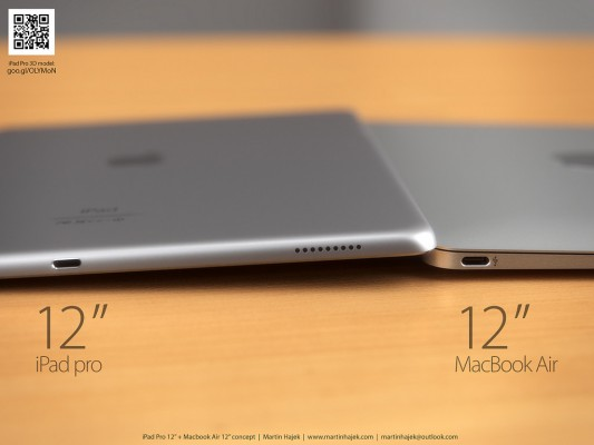 iPad Pro: uscita nel 2016 con display Force Touch